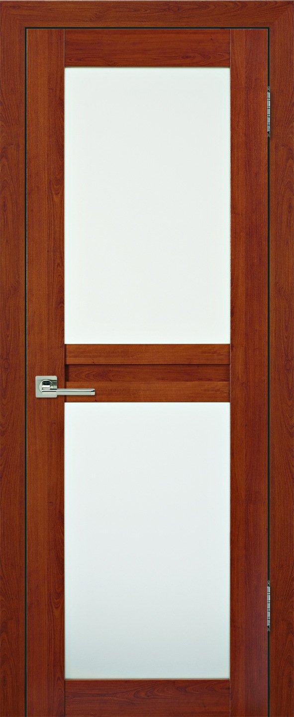 Двери цвета вишня межкомнатные в каталоге