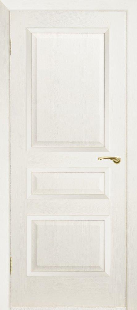 Межкомнатные двери цвет белый ясень